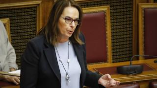 Παπανάτσιου: Τις επόμενες μέρες θα ανοίξει η εφαρμογή για τις φορολογικές δηλώσεις