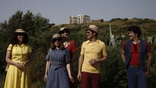 Ολοκληρώθηκαν τα γυρίσματα της βρετανικής σειράς του BBC στο Σούνιο