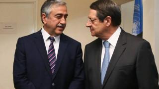 Συναντήσεις Αναστασιάδη με τους πολιτικούς αρχηγούς πριν το δείπνο με τον Ακκιντζί
