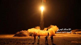 Νέο πύραυλο εκτόξευσαν οι Χούτι της Υεμένης προς τη Σαουδική Αραβία