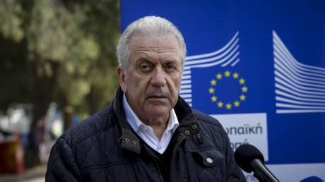 Αβραμόπουλος: Να διαφυλαχθεί και να ενισχυθεί η συνθήκη του Σένγκεν