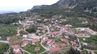 Κατολισθήσεις απειλούν χωριό της Πρέβεζας - Για «πρωτοφανές» φαινόμενο κάνει λόγο ο δήμαρχος