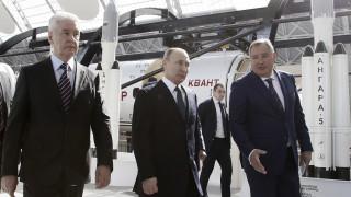 Ο Πούτιν «συνδέθηκε» με τον Διαστημικό Σταθμό μέσω προσομοιωτή