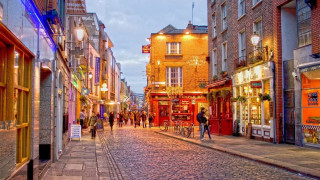 Γνώρισε τη street art κουλτούρα του Δουβλίνου μέσα σε ένα Σαββατοκύριακο