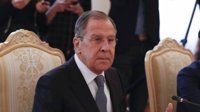 Λαβρόφ: Σκηνοθετημένη η επίθεση στη Ντούμα, έχουμε αδιάψευστα στοιχεία