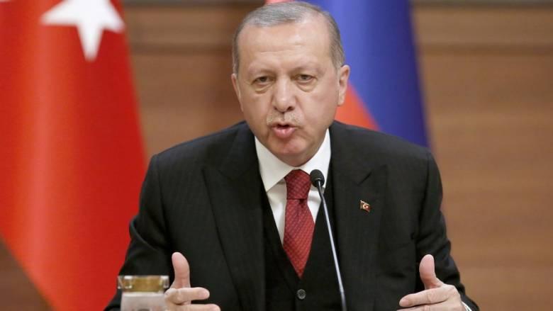 Ερντογάν: Είπα σε Τραμπ και Πούτιν πως η αύξηση των εντάσεων στη Συρία δεν είναι σωστή