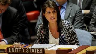 Χέιλι: Οι δυνάμεις του Άσαντ χρησιμοποίησαν 50 φορές χημικά όπλα στη Συρία