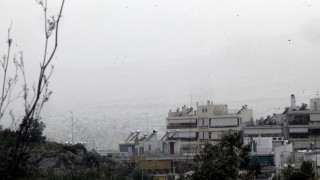 Καιρός: Νεφώσεις και αφρικανική σκόνη το Σάββατο