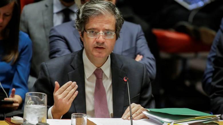 Γαλλία: Το καθεστώς της Δαμασκού έφτασε σε «σημείο χωρίς επιστροφή»