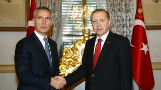 Συνάντηση Στόλτενμπεργκ - Ερντογάν τη Δευτέρα