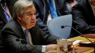 Συρία: Σε αυτοσυγκράτηση καλεί ο ΟΗΕ