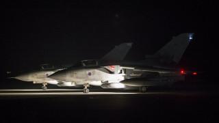 Συρια: Από την Κύπρο σηκώθηκαν τα βρετανικά μαχητικά που συμμετείχαν στην επίθεση