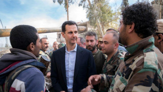 Συρία: Η πρώτη αντίδραση του Μπασάρ αλ Άσαντ μετά τους βομβαρδισμούς