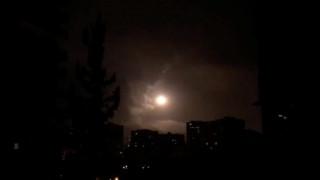 Συρία: Η στιγμή της εκτόξευσης πυραύλου από γαλλική φρεγάτα