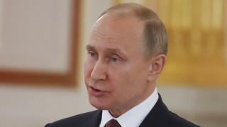 Πούτιν για την επιχείρηση στη Συρία: Παραβιάστηκαν οι διεθνείς κανόνες