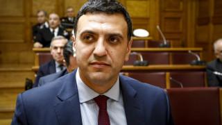 Κικίλιας: «Ημέρα θρήνου για την Ελλάδα, ημέρα τιμής για το σμηναγό Μπαλταδώρο»