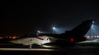 Συρία: Βίντεο από τη στρατιωτική επέμβαση ΗΠΑ, Γαλλίας και Βρετανίας