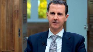 Άσαντ: Η επίθεση ήρθε όταν η Δύση κατάλαβε ότι έχασε τον έλεγχο