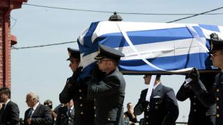 Κηδεία Γ. Μπαλταδώρου: Σε λαϊκό προσκύνημα η σορός του