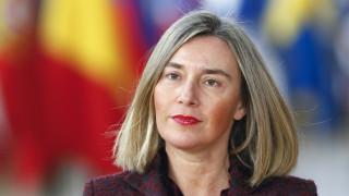Συρία: Η Ε.Ε. στηρίζει τις προσπάθειες να αποτραπεί η χρήση χημικών όπλων
