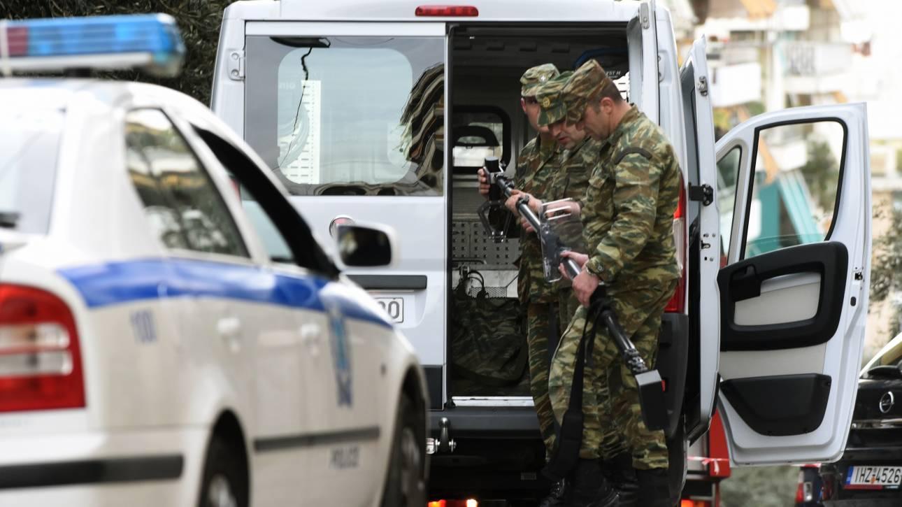 Βρέθηκε χειροβομβίδα σε διαμέρισμα στη Θεσσαλονίκη