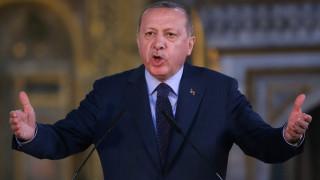 Συρία: «Τα πλήγματα στη Συρία ήταν μήνυμα προς τον Άσαντ» λέει ο Ερντογάν