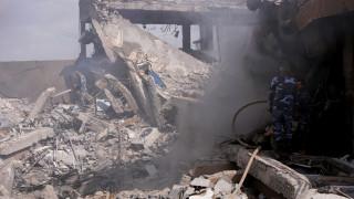 Τζεντιλόνι - Μέι: Περιορισμένη και με συγκεκριμένους στόχους η επιχείρηση στη Συρία