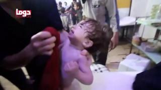 Η Γαλλία δίνει στη δημοσιότητα αποδείξεις για τη χρήση χημικών στη Συρία