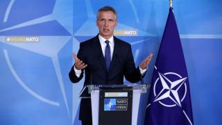 Στόλτενμπεργκ: Καλούμε τη Ρωσία να επιδείξει υπευθυνότητα στη συριακή σύρραξη
