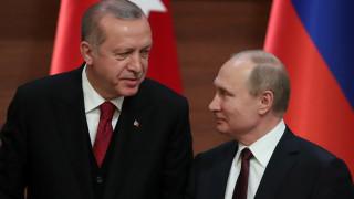 Συρία: Τι συζήτησαν Πούτιν και Ερντογάν