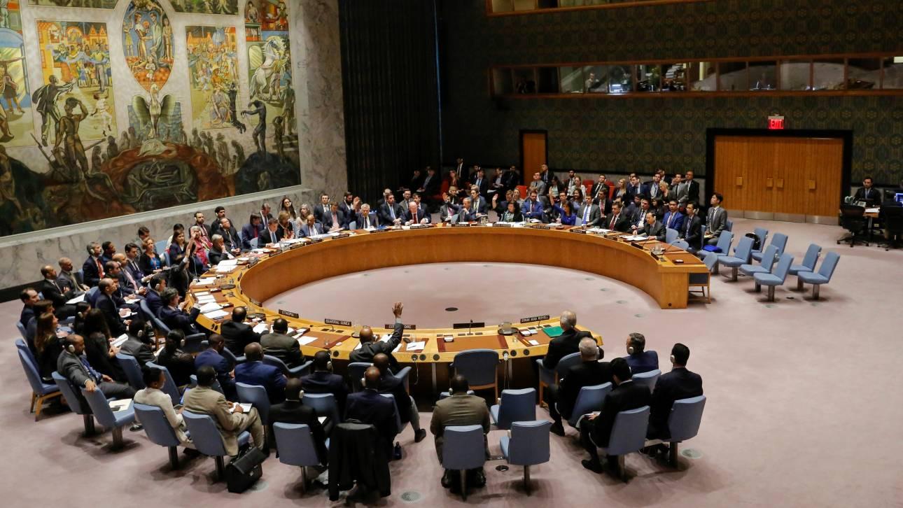 Συρία: Νέο σχέδιο απόφασης