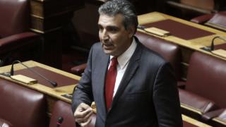 Όταν βουλευτής της Ένωσης Κεντρώων φώναζε σύνθημα κατά της Βουλής