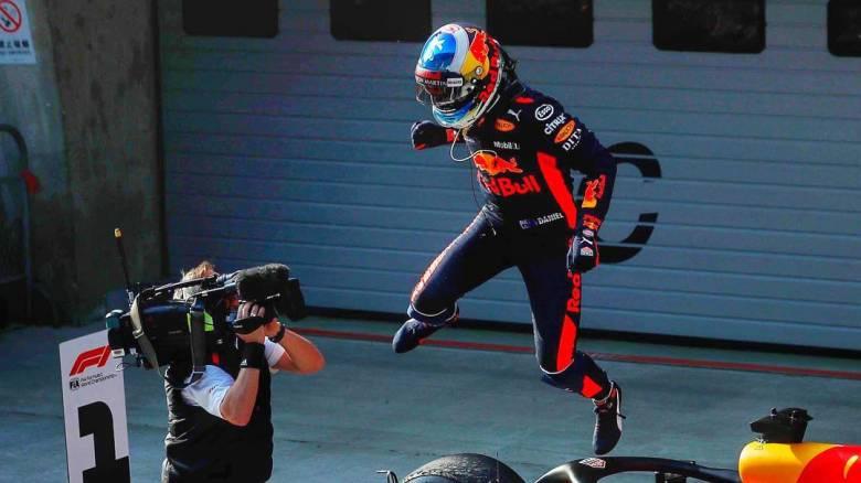 Formula 1: «Δράκος» ο Ρικιάρντο στην Κίνα!
