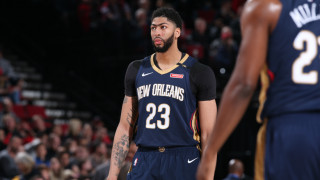 NBA: «Έσπασαν» το Πόρτλαντ οι Πέλικανς!