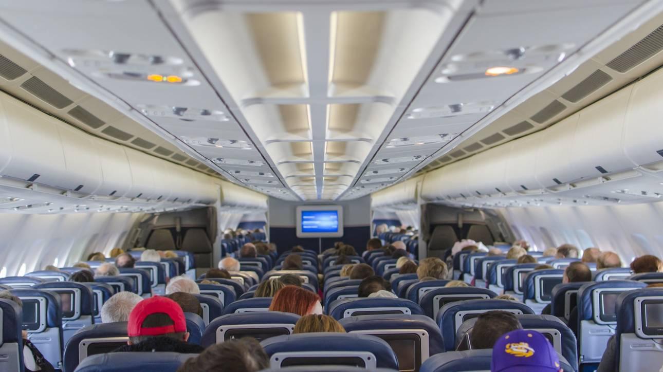 Πανικός σε πτήση όταν έπεσαν ξαφνικά οι μάσκες οξυγόνου