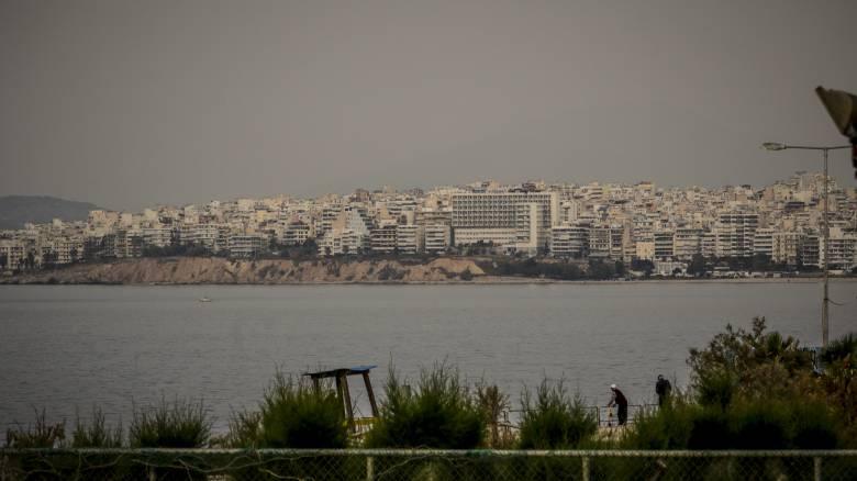 Η αφρικανική σκόνη «σκέπασε» και πάλι την Αθήνα