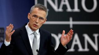 Στόλτενμπεργκ: Το ΝΑΤΟ δεν θα εμπλακεί στις διαφορές Ελλάδας-Τουρκίας στο Αιγαίο