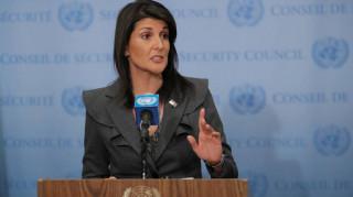 Χέιλι: Ο αμερικανικός στρατός θα παραμείνει στη Συρία