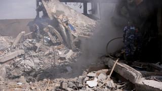 Βίντεο του Πενταγώνου από την επίθεση στη Συρία