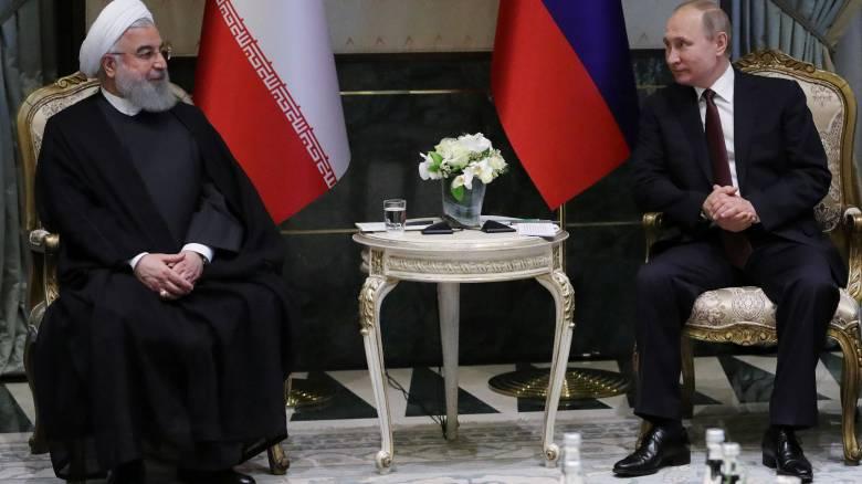 Πούτιν-Ροχανί: Καταστράφηκαν οι πιθανότητες επίτευξης πολιτικής λύσης στο Συριακό