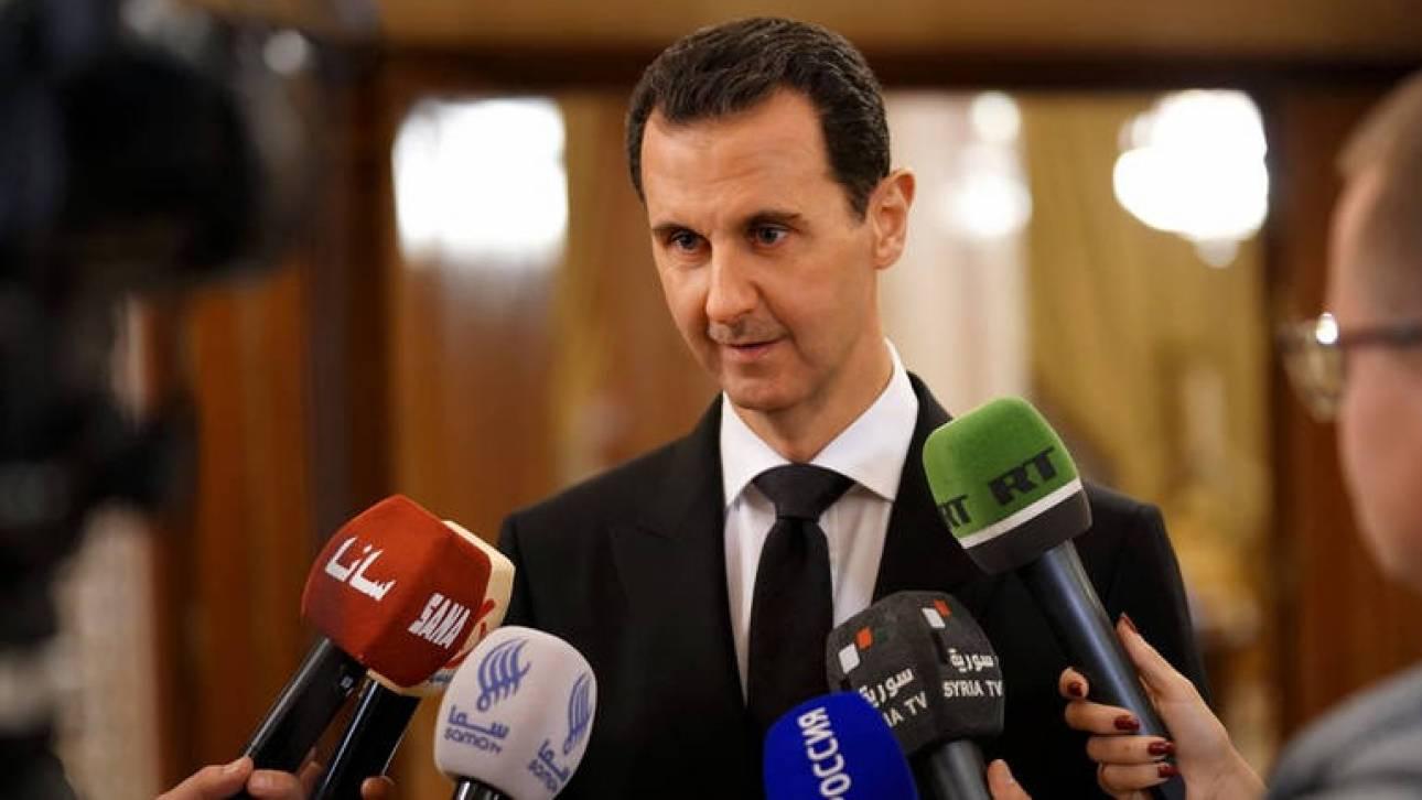 Διακοπές στην Κριμαία έκαναν τα παιδιά του Άσαντ