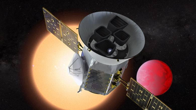 Αντίστροφη μέτρηση για την εκτόξευση τηλεσκοπίου για την αναζήτηση εξωπλανητών