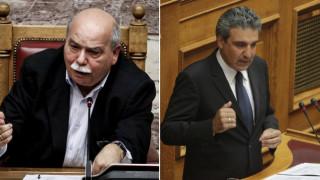 Κοινοβουλευτικές διαστάσεις λαμβάνει το υβριστικό σύνθημα του Αριστείδη Φωκά