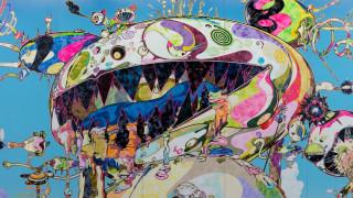 Τακάσι Μουρακάμι: οι χαριτωμένοι εφιάλτες του Γουόρχολ της Ιαπωνίας στο Ίδρυμα Louis Vuitton