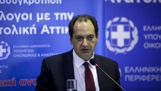 Διαβεβαιώσεις Σπίρτζη για τη μη πληρωμή ηλεκτρονικών διοδίων από κατοίκους της Β. Αττικής