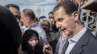 H Γαλλία παίρνει πίσω το παράσημο της «Λεγεώνας της Τιμής» από τον Άσαντ