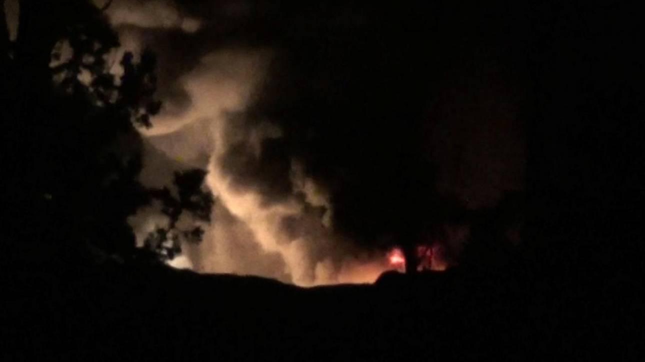 Συρία: Οι πύραυλοι ενδέχεται να προήλθαν από το Ισραήλ
