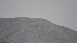 Η ελληνική σημαία κυματίζει στη νησίδα Ανθρωποφάς (pics&vid)