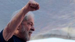 Ο πρώην πρόεδρος της Βραζιλίας δηλώνει «ήρεμος αλλά αγανακτισμένος» μέσα από τη φυλακή