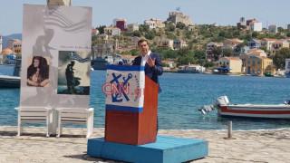 Τσίπρας: Μήνυμα συνεργασίας και αποφασιστικότητας στην Άγκυρα